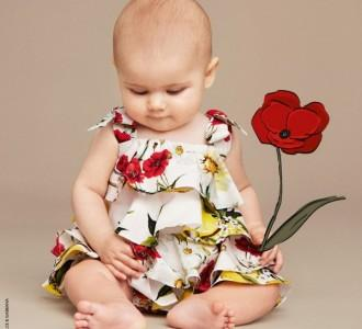 25% Off Dolce & Gabbana Baby Clothing Sale @ Neiman Marcus