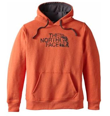 The North Face Men's Wooden Logo Pullover