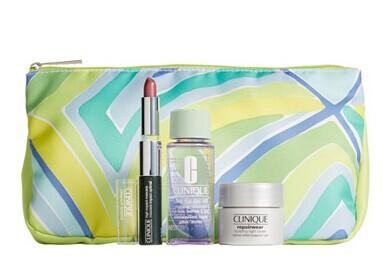 Free 5-Pc Gift with your $45 Clinique purchase @ Nordstrom