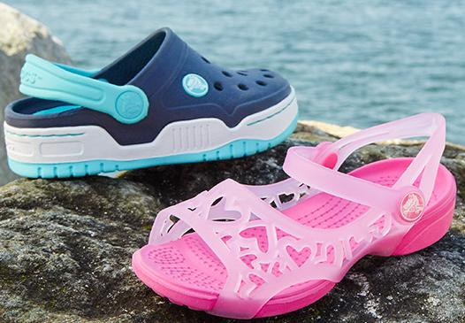 Up to 60% Off Crocs Sale @ Zulily