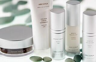 Get 20% off Arcona orders $60 or more @B-Glowing