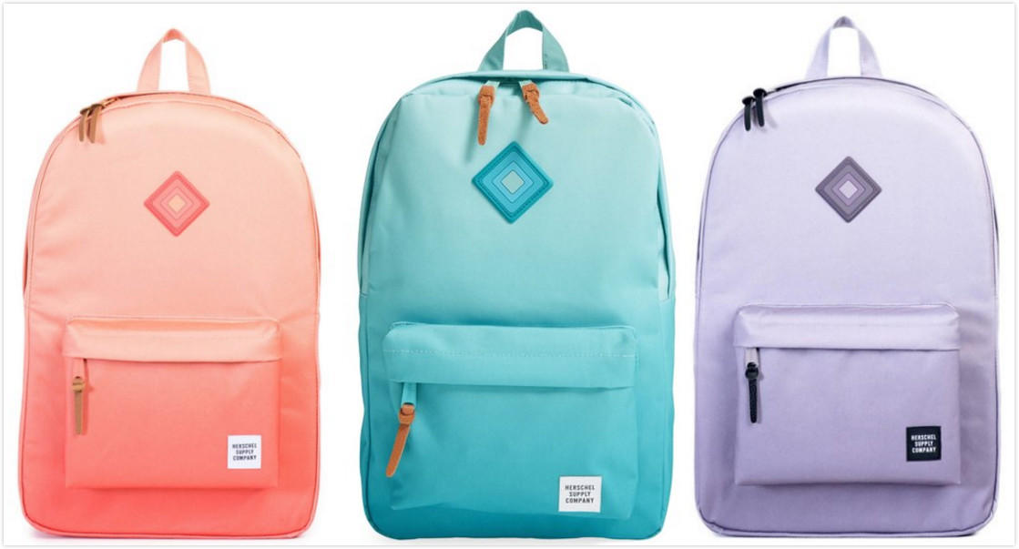 40% Off Herschel Supply Co.On Sale @ Nordstrom