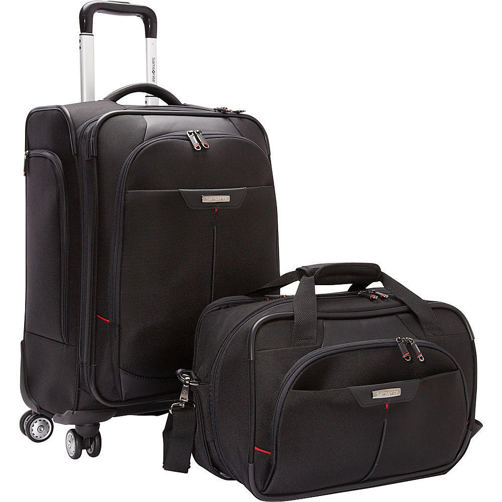 $99.99 Samsonite Elite Spinner & Laptop Boarding Bag Set