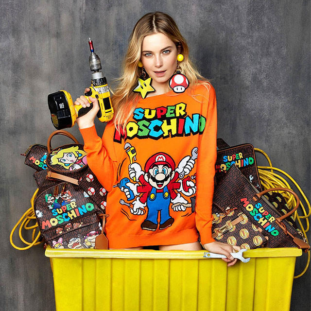 40% Off Moschino Women Clothes Sale @ Saks Fifth Avenue