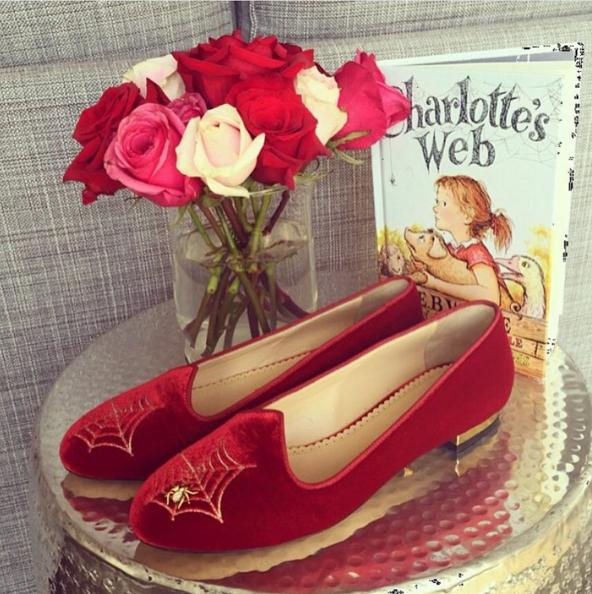 Up to 70% Off Charlotte Olympia Shoes & Handbags On Sale On Sale