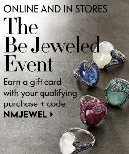 Up to $750 Gift Card with Jewelry Purchase @ Neiman Marcus