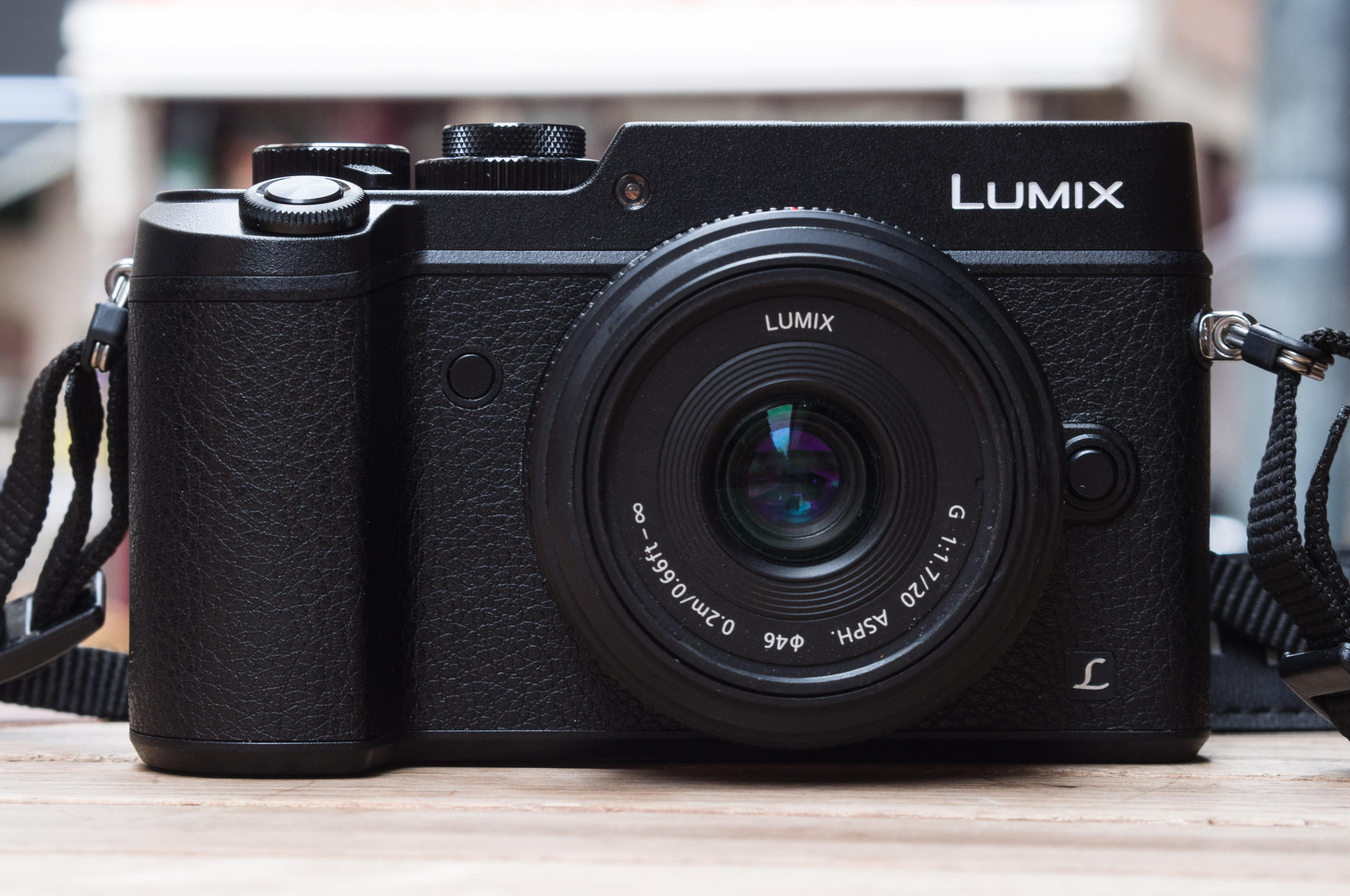 $814.99 Panasonic Lumix DMC-GX8 Mirrorless M43 Digital Camera Body (Black)