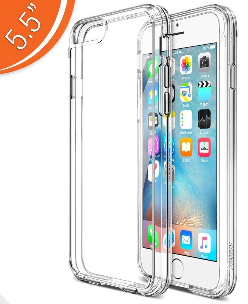 Trainium iPhone 6/6s Plus Clear Case Bumper