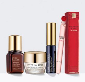 Up to 8 Free Deluxe Gifts with Every $25 You Spend @ Estee Lauder
