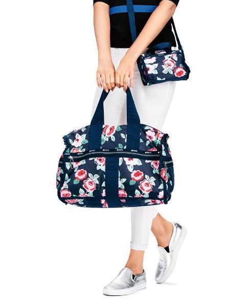 Up to 61% off LeSportsac Handbags @ 6PM.com