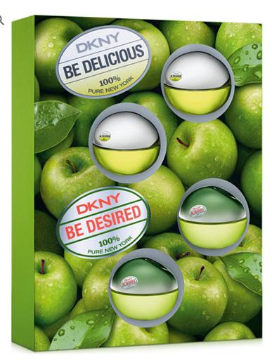 DKNY Be Delicious & Be Desired Gift Set