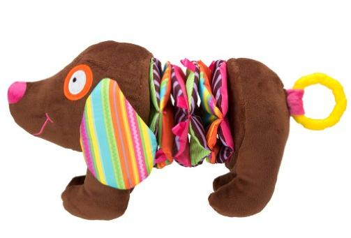 $4.7 ALEX Toys ALEX Jr. Stretchy Puppy @ Amazon