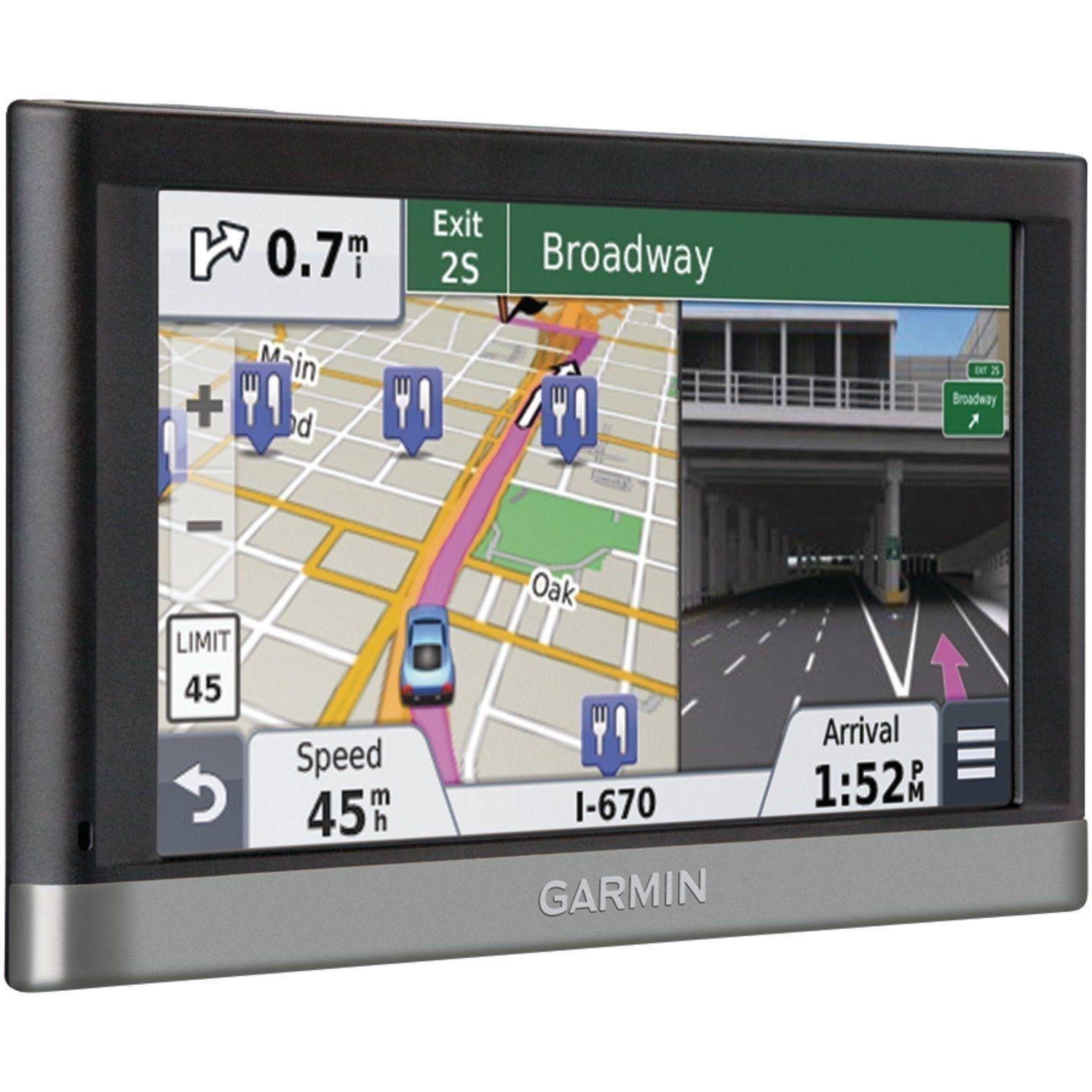 99 Refurb Garmin nuvi 2598LMTHD Advanced Series 5-inch Touchscreen GPS