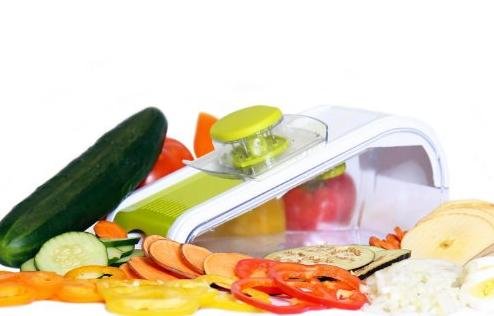 Slice It(TM), The Express Mandoline Slicer