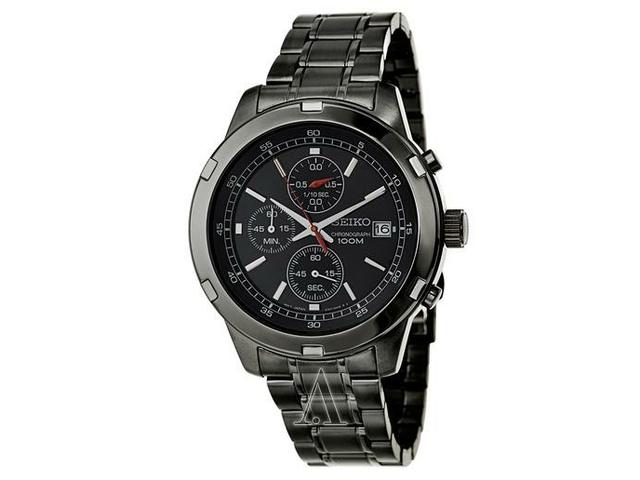 Seiko Men's Chronograph Watch SKS437