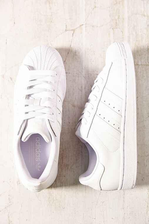 $71.95 adidas Women's Superstar Foundation Casual Sneaker