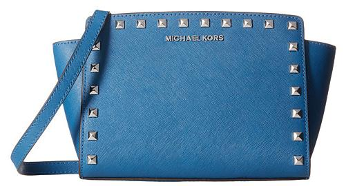 MICHAEL Michael Kors Selma Stud Medium Messenger