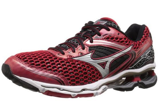$74.98 Mizuno Men's Wave Creation 17 Running Shoe
