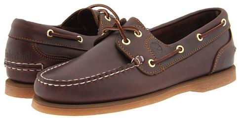 Timberland Amherst Boat Shoe