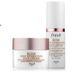 Free Fresh Rose Skin Care Mini with$25 Beauty Purchase or more @ Sephora.com