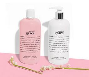 Free Amazing Grace Duo With Any $65 Order @ philosophy