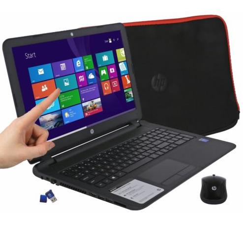 $269.99 HP 15.6 Touch Screen Laptop