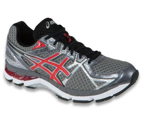 ASICS Men's GT-3000 3 Running Shoes T511N