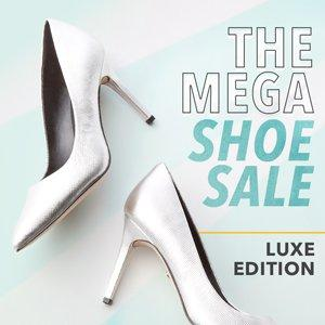 Up to 80% Off The Mega Shoe Sale