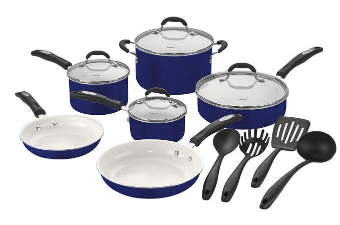 50% Off Select Cuisinart Cookware and Cutlery @ Best Buy