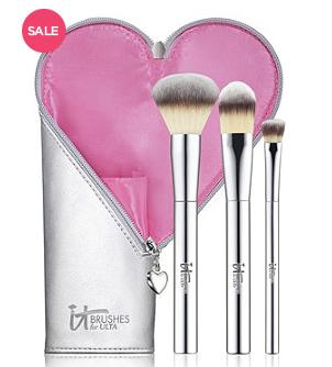 Fall In Love With Brushes Limited Edition 3 Pc Set