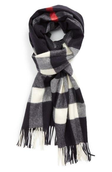 25% Off Burberry Scarfs @ Nordstrom
