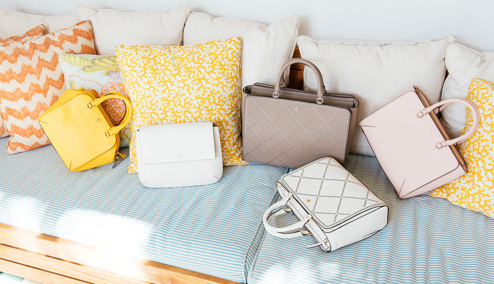 Up to 40% Off Handbags @ Tory Burch