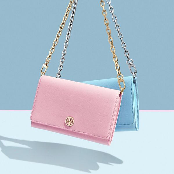 Up to 40% Off Cross-bodies and Wallets @ Tory Burch