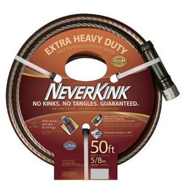 From $21.99 Select NeverKink Garden Hoses @ Amazon.com