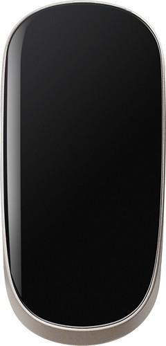 HP - Wireless Bluetooth Smart Laser Mouse - Black/Aluminum