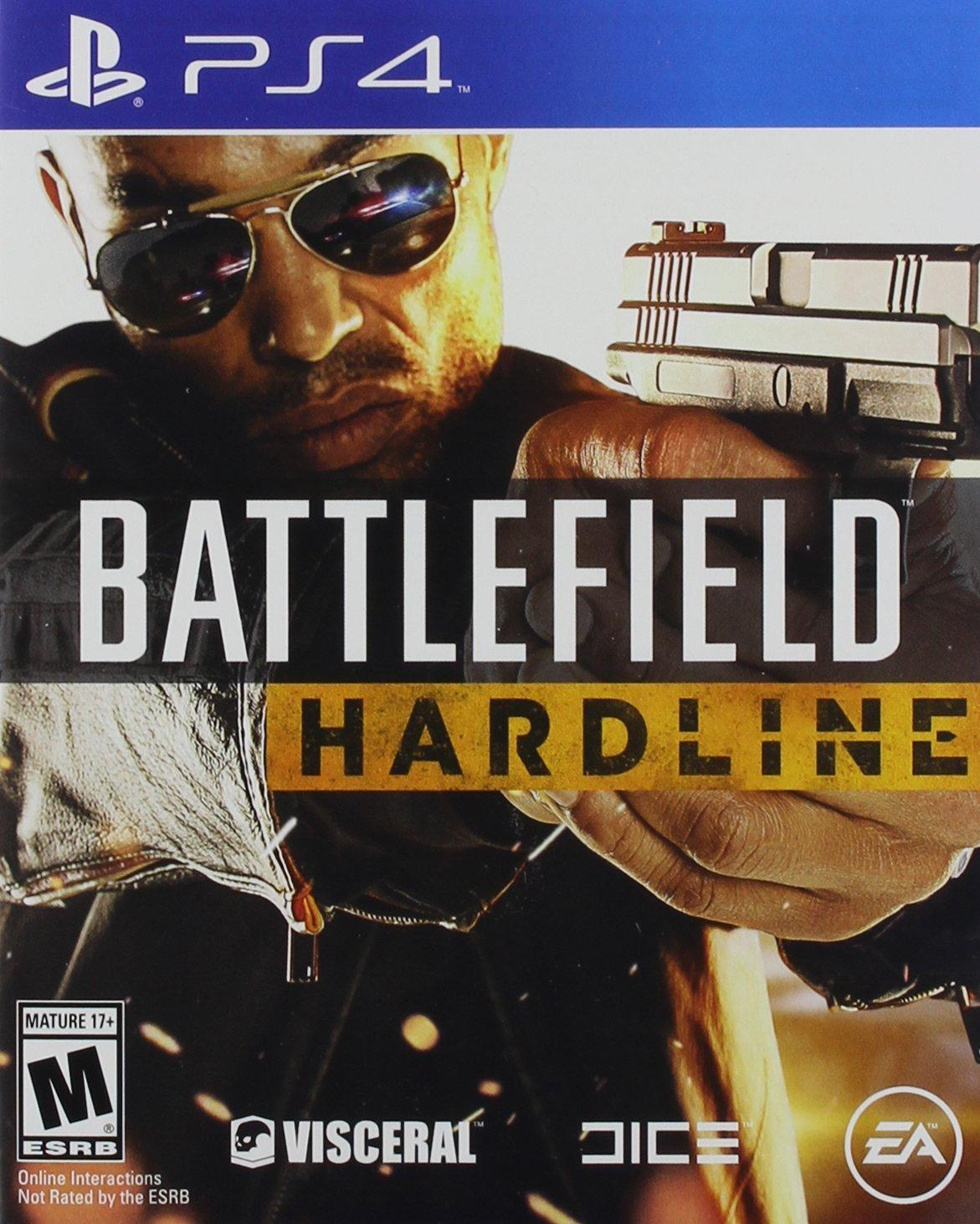 Battlefield Hardline - PS4 [Digital Code]