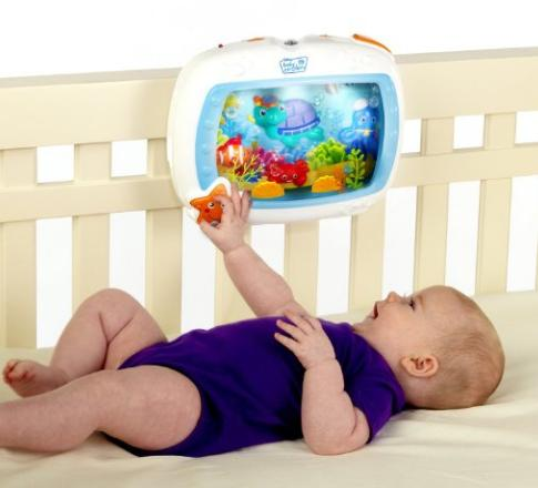 Baby Einstein Sea Dreams Soother @ Amazon