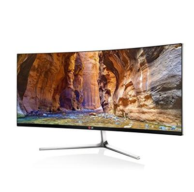 Lowest price! $799.99 LG Electronics WQHD IPS Curved 34-Inch LED-Lit Monitor