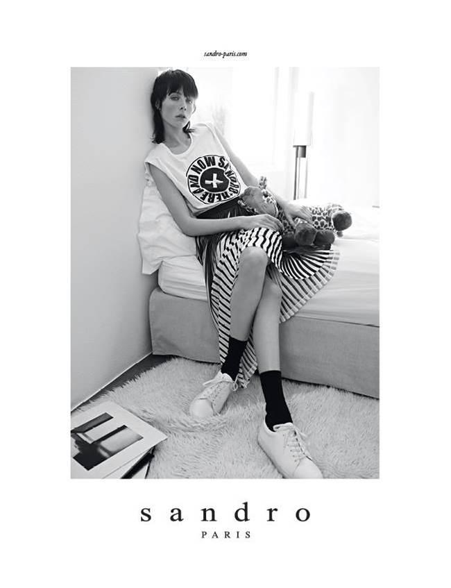 Up to 74% Off Sandro-paris Sale @ THE OUTNET