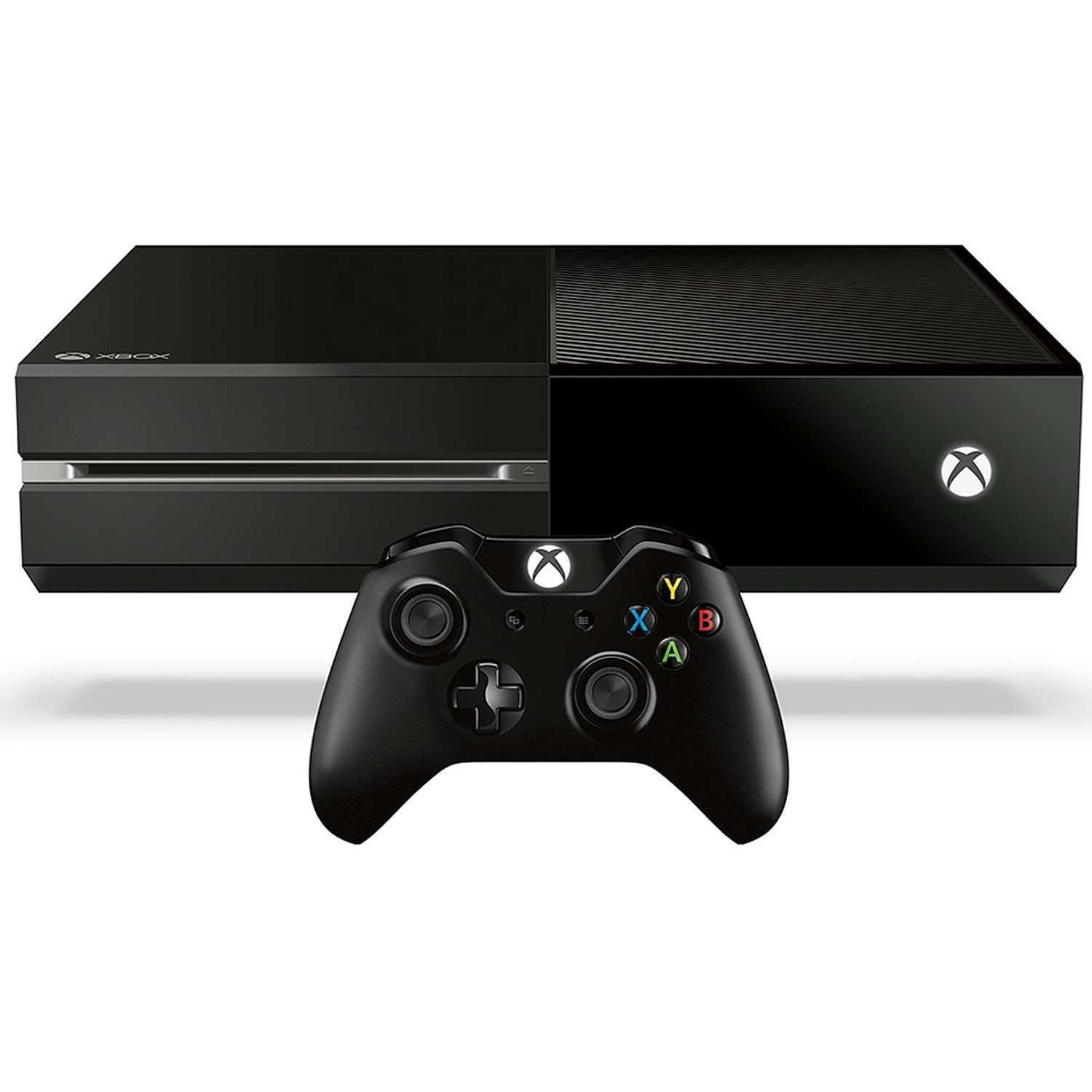 $194.99 Microsoft Xbox One 500GB Gaming Console Wireless Control Chat headset(refurbished)
