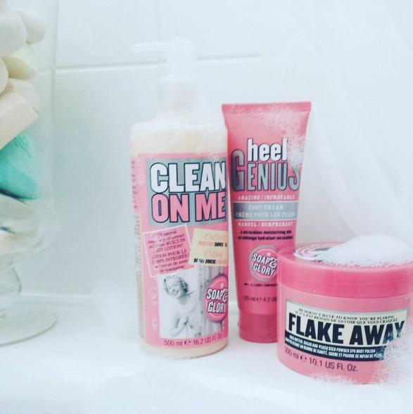 Save up to $50 Soap and Glory Sale @ SkinStore.com