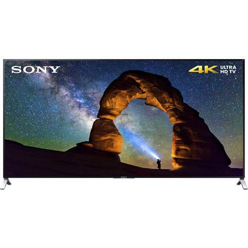 Sony XBR-65X810C - 65-Inch 4K Ultra HD 120Hz 3D Android Smart LED TV ( refurbished)