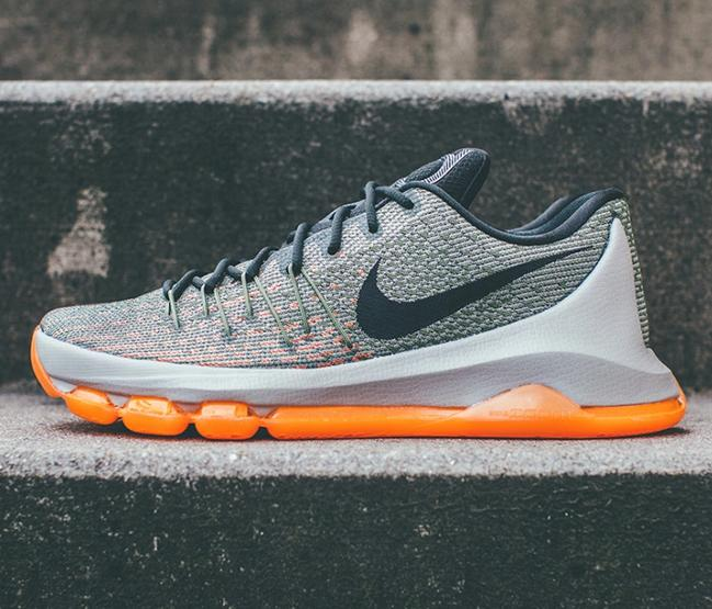 Nike Men's KD 8 Basketball Shoes