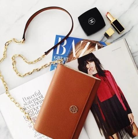 Up to $200 Off with Tory Burch Handbag Purchase @ Neiman Marcus
