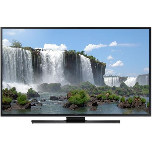 "$449.99 50"" Samsung UN50J6200AF 1080p Smart HDTV + $125 Dell eGift Card"