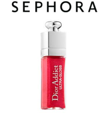 Free Dior Addict Ultra-Gloss deluxe sample with$25 Beauty Purchase or more @ Sephora.com
