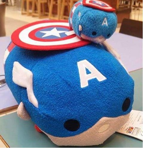 From $2.95 Select Captain America Items @ disneystore