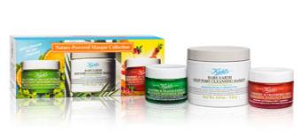 Kiehl's Nature Powered Masque Collection