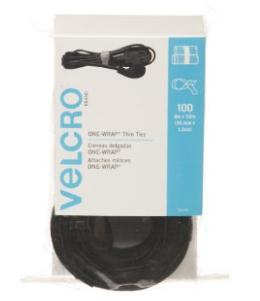 VELCRO - ONE-WRAP Thin Self-Gripping Cable Ties
