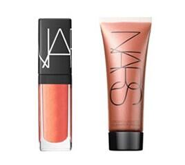 FREE mini Orgasm Lip Gloss & mini Orgasm Illuminator with $50+ purchase @NARS cosmetics